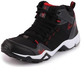 CUBA-220 Running Shoes For Men ( Black )
