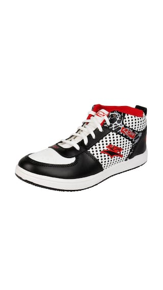 2522da86ff1 Buy Lancer Men White Sneakers Online at Low Prices in India ...