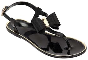 LAVIE Women Black Sandals