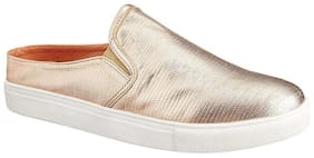 LAVIE Women Gold Casual Shoes
