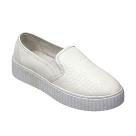LAVIE Women White Casual Shoes
