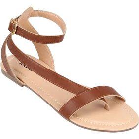 Lavie Womens Tan Flats
