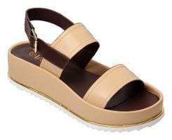 Lavie Women Beige Footwear