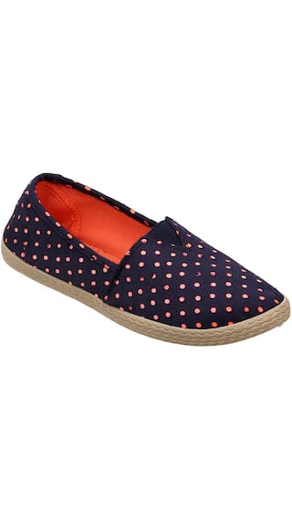 Buy LAVIE Women Blue Casual Shoes Online at Low Prices in India ... d5e07620fdb