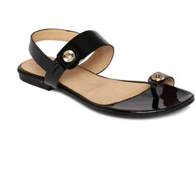 Lavie Womens Black Flats