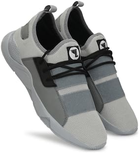 Lavista Men Sporty Shoes Running Shoes ( Grey )
