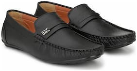 Lawman Pg3 Men Black Loafer