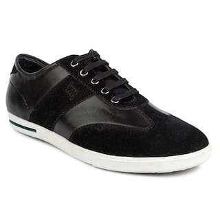 b43d21537bb0 Buy Lawman Pg3 Men Black Casual Shoes - Lm-1013 Online at Low Prices ...