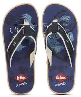 Lee Cooper 8013 Navy color Slippers
