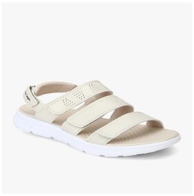 Lee Cooper Women Beige Sandals
