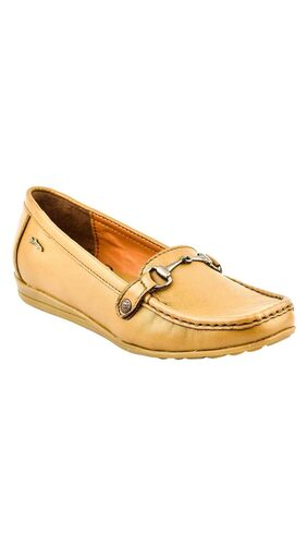 Lee Cooper Brown Loafers