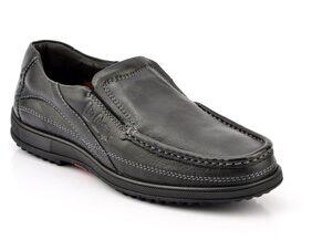 Lee Cooper Men Black Casual Shoes