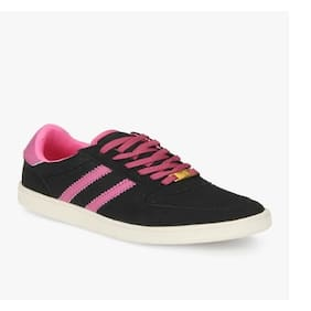 Lee cooper Black pinkCasual Shoes