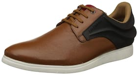 Lee Cooper Men Tan Casual Shoes - Yt-lc2184-tan
