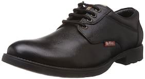Lee Cooper Men Black Formal Shoes