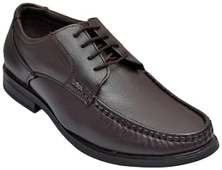 5b1954bdfb3 Buy Lee Cooper Men Brown Formal Shoes Online at Low Prices in India ...