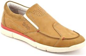 Lee Cooper Men Tan Casual Shoes - Lc2233-camel