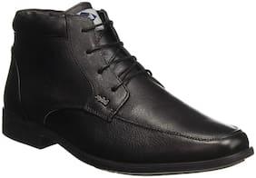 Lee Cooper Men Black Ankle Boots