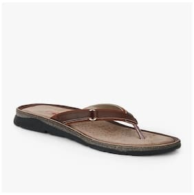 Lee cooper Tan Slippers