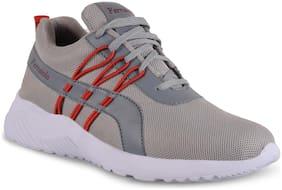 Levanse Men Grey Sneakers