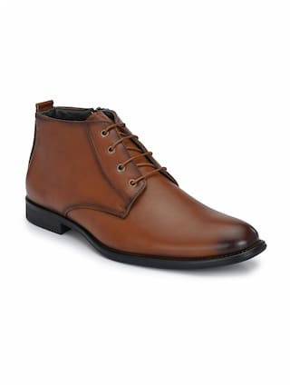 Levanse Men Tan Ankle Boots - DHD03A
