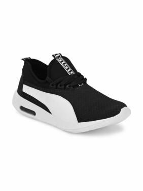 Levanse Men Black Sneakers