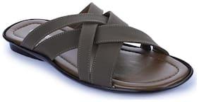 Men Sandals ( Green )