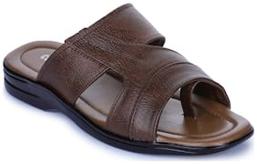Liberty Men Brown Sandals