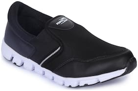 Liberty Force 10 Black Sport Shoes For Men
