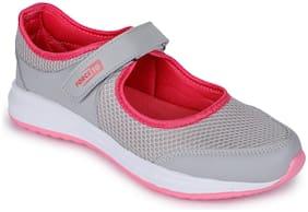 Walking Shoes For Women ( Grey )