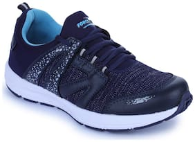 Liberty Men Running Shoes ( Navy Blue )