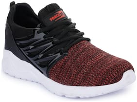 Liberty Men Running Shoes ( Maroon )