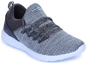 Liberty Men Running Shoes ( Grey )