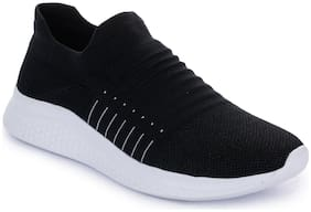 Liberty Men Running Shoes ( Black )