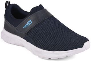 Liberty Running Shoes For Unisex ( Blue )