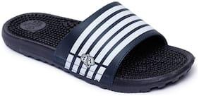 Liberty Men Navy Blue Sliders - 1 Pair