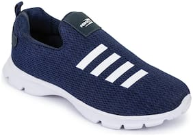 Liberty PU Blue Running Shoes For Men (Force10)