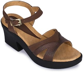 Liberty Women Brown Sandals