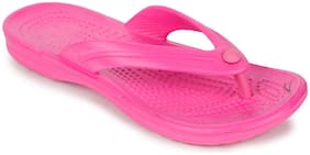 Women Slippers ( Pink )