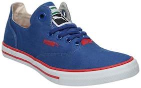 Puma Limnos CAT 3 DP Men Blue Sneakers -