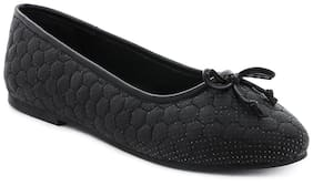 London Rag Women Black Bellies -