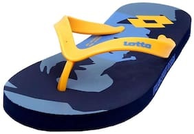 Lotto Men Blue Flipflop