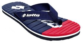 Lotto Men Red Flipflop