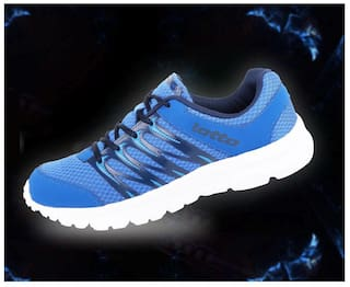 Lotto Running Shoes For Men ( Blue )