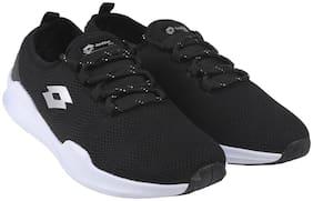 Lotto Men AMERIGO 2.0 Running Shoes ( Black )