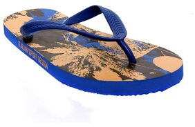 Lotto Men Blue Outdoor Slippers