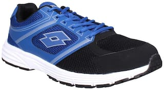 Lotto Men FAUSTO Running Shoes ( Blue )
