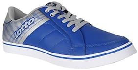 Lotto Men Blue Sneakers