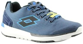 Lotto Men CITYRIDE AMF Walking Shoes ( Blue )