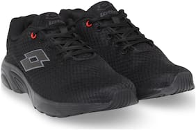 Lotto Men RUN PRO Running Shoes ( Black )